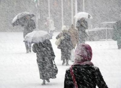 Прогноз на эту неделю: перепады температур и снегопады