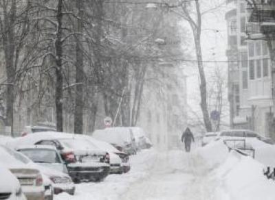 Вологжан предупреждают об ухудшении погодных условий