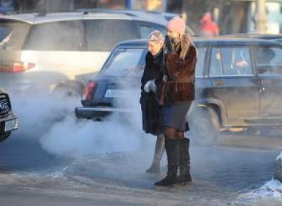 В первые выходные весны в Вологде ожидаются морозы