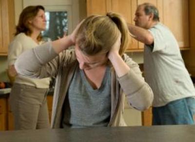 Родители против наших отношений