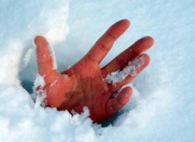 В Вологде нашли замерзшего в сугробе мужчину