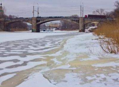 С 15 марта в Вологде запрещено выходить на лед
