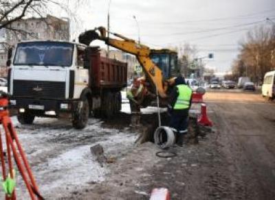 В апреле отремонтируют ливневку на ул. Предтеченской