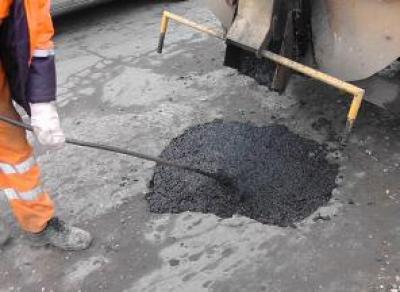 В этом сезоне в Вологде на ямочный ремонт выделено 54 млн рублей