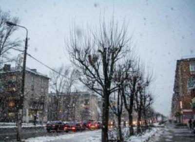 Вологжан ждут выходные со снегом и дождем