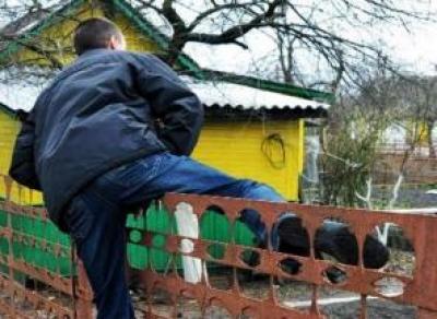 Под Вологдой мужчина обокрал 7 дачных домов