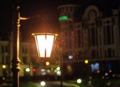В Вологодской области отремонтировано более 3 тысяч уличных фонарей