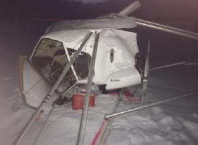 Подробности падения самолета в Вологодской области