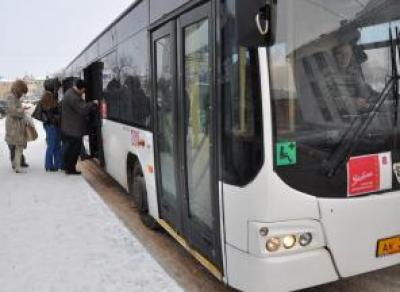 В Вологде появился новый автобусный маршрут