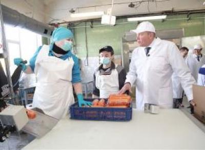 Шекснинская птицефабрика запустила новое производство