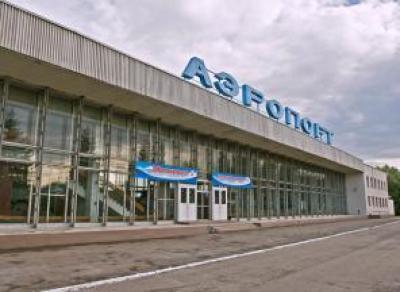 Аэропорт в Вологде хотят сделать запасным для «Пулково»
