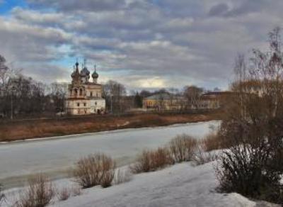 В Вологде обещают похолодание на этой неделе