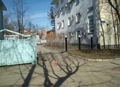 В Вологде пенсионерку сбили на тротуаре
