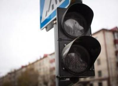 В Вологде на нескольких улицах отключились светофоры