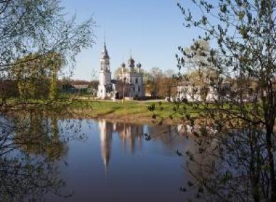 В Вологду вернется тепло на этой неделе