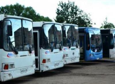 7 мая в Вологде изменят маршруты городских автобусов
