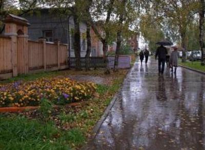 На этой неделе в Вологде похолодает