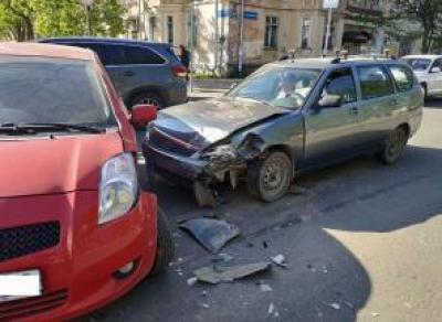 ДТП в Вологде: пострадал ребенок