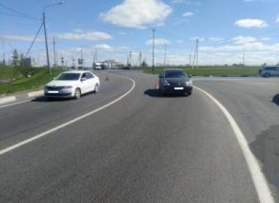 В Вологде в ДТП пострадал 5-летний ребенок
