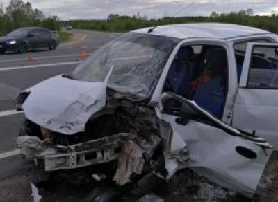ДТП на Вологодской трассе: 3 человека пострадали