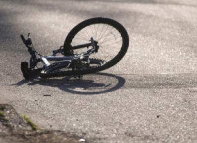 В Вологде подросток на велосипеде попал под колеса «Лады Приоры»
