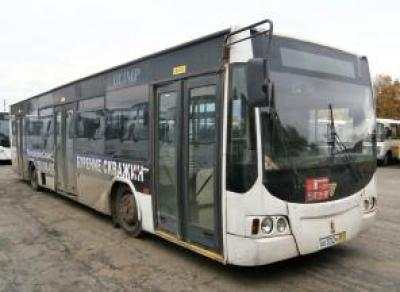 В автобусе пострадала 80-летняя женщина