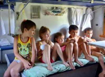 Многодетные семьи смогут купить билет на поезд со скидкой