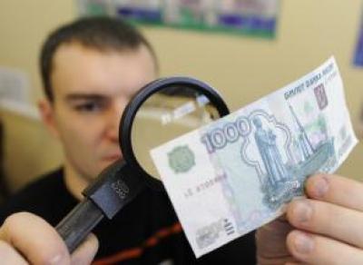 В Вологодской области растёт число поддельных купюр