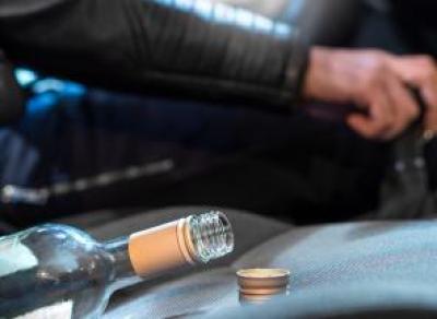 Пьяный водитель устроил ДТП в Вологде