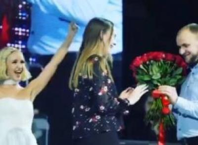 Череповчанин растрогал Полину Гагарину до слёз