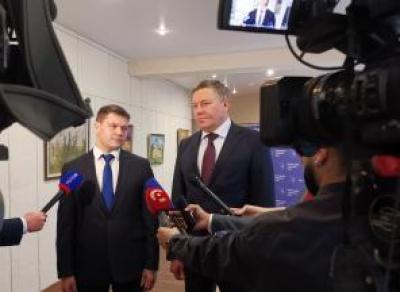 Сергей Воропанов вновь становится мэром Вологды