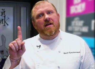 Константин Ивлев откроет ресторан в Вологде
