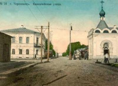 Открытая экскурсия в Череповце