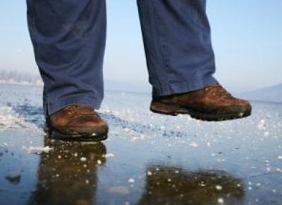 В Череповце «спасли» рыбака, который не тонул