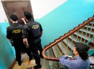 Массовые аресты имущества
