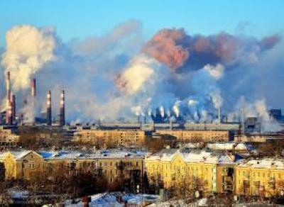 Мониторинг воздуха в Череповце