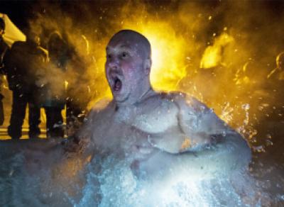 В Череповце рискнут провести крещенские купания
