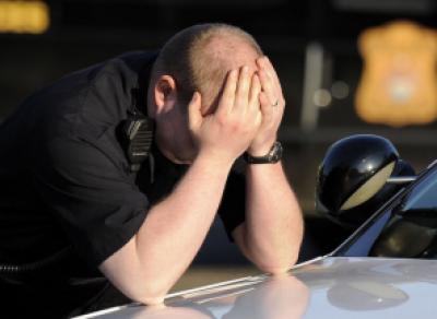 Осудили полицейского – виновника ДТП