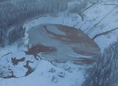 Эксперт: белозерская скважина превратится в огромную воронку