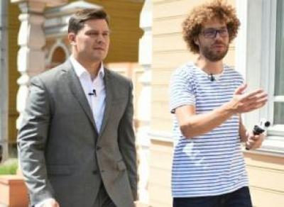 В Вологду снова приедет Илья Варламов