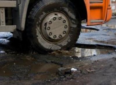 Большегрузам запретят въезд в Вологду