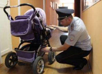 Вологжанка воровала одежду в детской коляске