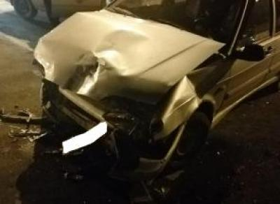 Две вологжанки пострадали в ДТП