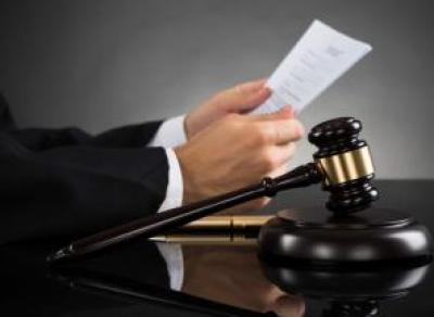 На правительство области подали в суд