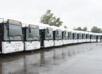 В Череповце обновят общественный транспорт