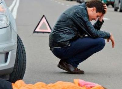 Женщина-пешеход тяжело пострадала в ДТП
