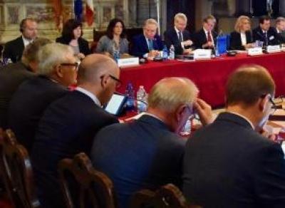 Международная комиссия обеспокоена поправками