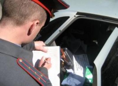 Вологжанин угнал машину сам у себя