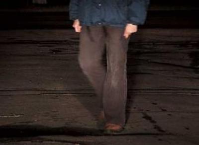 Пешехода насмерть сбили ночью