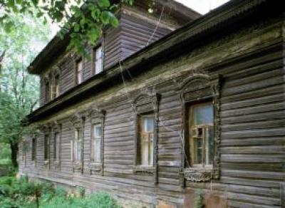 В Вологде продают дворянский особняк
